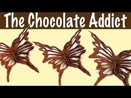 How To Make Chocolate Decorations At Home 254 Best Chocolate Images On Pinterest Desserts Chocolate