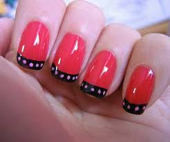 simple nail art designs for short nails at home emsilogcom