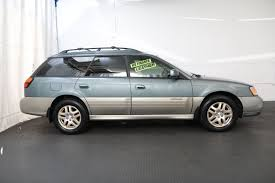 used 2002 subaru outback outback ltd lynnwood wa lang auto sales