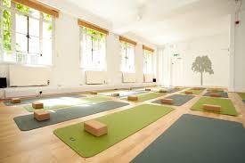 Yoga Studio Floor Plan by Evolve Wellness Center I Yoga Classes I Yoga Mat I Pilates I Burnthis