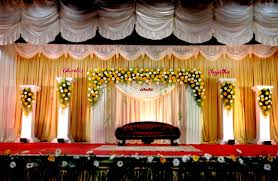 Cuisine Wedding Stage Decorations Stage Decorations And Wedding