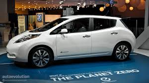 nissan leaf x grade 2015 2013 naias updated nissan leaf is made in usa live photos