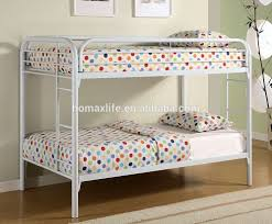 white double decker iron bed kids bed buy double decker bed iron