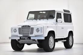 white land rover defender 90 startech land rover defender 90 yachting edition 15