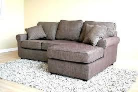 Chocolate Brown Sectional Sofa With Chaise Small Sectional Sofa With Chaise Canada Storage Pull Out Bed
