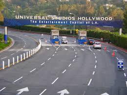Universal Studios Hollywood Map Studios Hollywood Parking Map