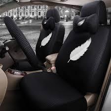 voiture avant et arrière tous les housses de siège de voiture pour