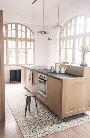 modern kitchen floor tile 7 stylish ways to use pattern at home neutral kitchen bright