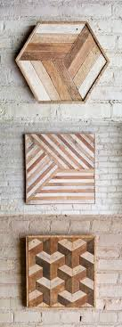 accessories striped painted wood artwork for walls 30 wooden