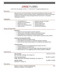 Sample Of Resume For Mechanical Engineer Sample Resume For Mechanical Design Engineer Top 8 Mechanical