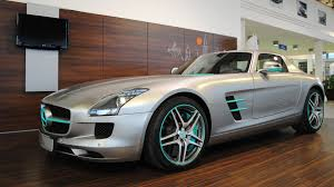 mercedes sls wallpaper mercedes benz sls amg in showroom hd wallpapers 4k macbook and