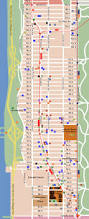 Crime Map Of New York by Upper West Side New York Map Area Maps Of New York City Upper
