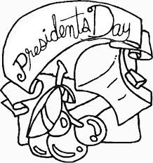 free printable coloring pages of us presidents happy presidents day coloring pages getcoloringpages com