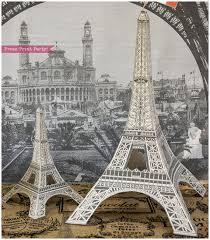 3d eiffel tower centerpiece printable vintage eiffel tower