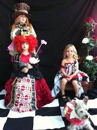 Halloween Costumes Alice Wonderland 101 Alice Wonderland Family Costumes Images