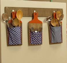 kitchen craft ideas diy kitchen storage ideas cutlery cutting board spoons
