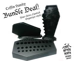 coffin vanity series the complete set your choice coffin
