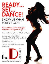 i love las vegas magazine blog las vegas dance dealer auditions