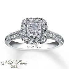 neil wedding bands princess cut diamond wedding rings jared neil engagement ring
