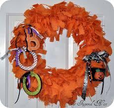 halloween burlap wreath the inspired nest burlap halloween wreaths