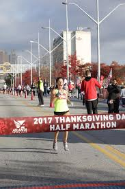 11alive atlanta track club announces winners in thanksgiving