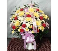 Traditional Funeral Flower - sympathy u0026 funeral flowers delivery brooklyn ny parkway flower shop