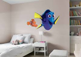 nemo and dory finding dory wall decal shop fathead for nemo and dory finding dory fathead wall decal