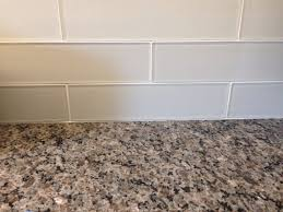 glass tile backsplash pictures for kitchen interior beautiful counter top new caledonia granite with tile