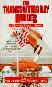 the thanksgiving day murder christine 6 by harris