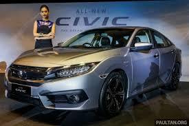 honda civic 1 8 vtec problems 2016 honda civic fc launched in malaysia 1 8l and 1 5l vtec