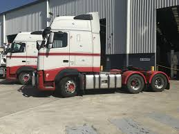 used volvo commercial trucks 2008 used volvo fh520 globetrotter 6x4 at penske power systems