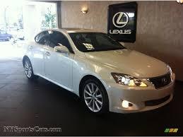 2009 lexus es 350 white 2009 lexus is 250 awd in starfire white pearl 033983
