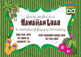 exceptional luau party invitations free printable 7 on newest