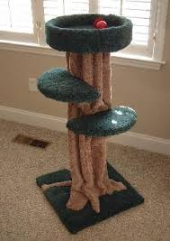 Free Diy Cat Tree Plans by 85 Best Cat Furniture Images On Pinterest Cat Furniture Cat
