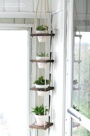indoor hanging window garden indoor hanging herb garden kit above