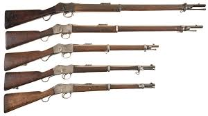 martini henry five single shot martini pattern longarms
