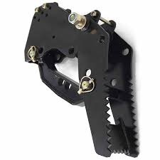 amazon com backhoe thumb excavator bolt on universal claw tractor