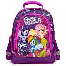my pony purse equestria my pony backpack filled pencil