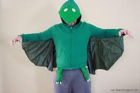 cecibean last minute costume dinosaurs