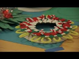 Door Decorations For Winter - winter wreath crafts for door decorations christmas crafts youtube