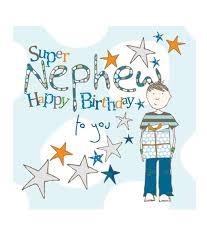birthday cards for nephew nephew birthday card molly mae nephew birthday cards