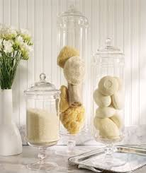bathroom apothecary jar ideas apothecary jars filler ideas apothecaries ivory and display