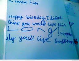 birthday card quotes gangcraft net