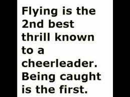 favorite cheer sayings