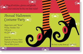 images of halloween wording for invitations halloween party