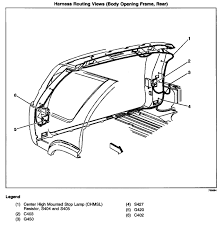 1986 Chevy Celebrity Wiring Diagram 95 S10 Tail Light Wiring Diagram Tail Free Download Printable
