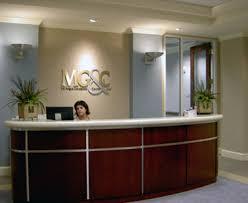 Reception Office Desk Sensational Design Office Reception Desks Modern Ideas Salon