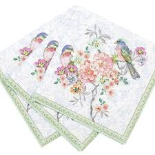 truly romantic cocktail napkins tea party suppplies party ark
