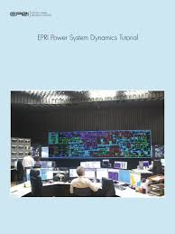 epri tutorial power systems dynamics pdf ac power electric