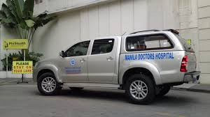 toyota philippines mdh acquired toyota hilux u2013 as part of mdh rain flood wind